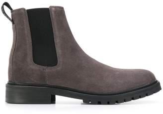 HUGO BOSS classic Chelsea boots