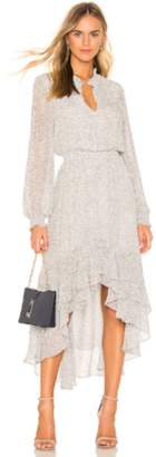 1 STATE Ivory High Low Dress