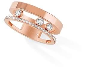 Möve MESSIKA Two Row Romane Diamond Ring