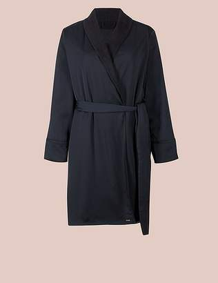 Marks and Spencer Tie Front Wrap Dressing Gown