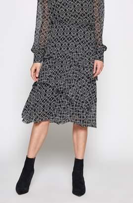 Joie Blissany Silk Skirt