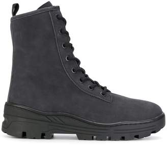 Yeezy military boots