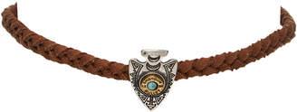 Shashi Bullet Choker Necklace