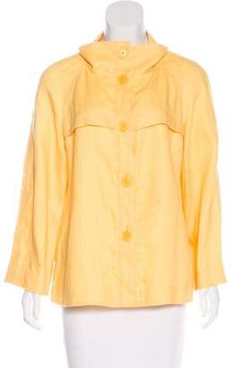 Lafayette 148 Lightweight Linen Jacket