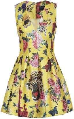 Philipp Plein Multicolor Dress