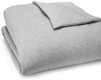 Calvin Klein Modern Cotton Jersey Body Solid Duvet Cover, King