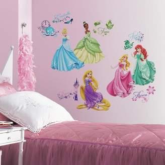 Roommates Disney Princess Royal Debut Peel & Stick Wall Decals
