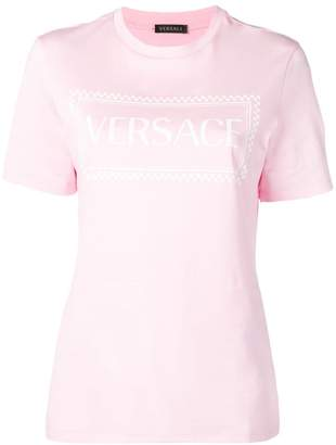 2f4737b7 Versace Pink Women's Tees And Tshirts - ShopStyle