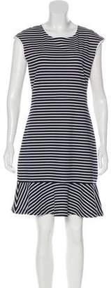Draper James Printed Sleeveless Knee-Length Dress w/ Tags