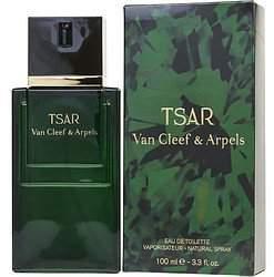 Van Cleef & Arpels Tsar By Edt Spray 3.3 Oz