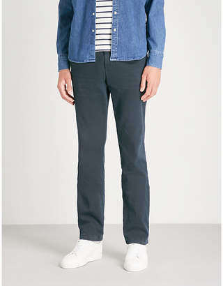 7 For All Mankind Slimmy Chino slim-fit cotton-blend chinos