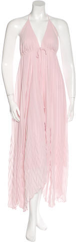Alice + Olivia Alice + Olivia Sleeveless Maxi Dress