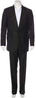 Tom Ford Check Wool Suit