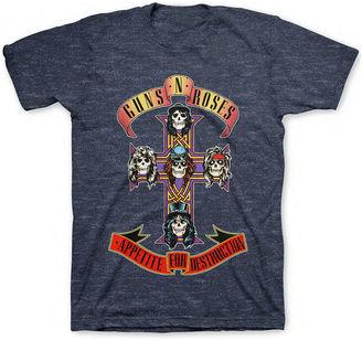 Novelty T-Shirts Novelty Guns-N-Roses Short-Sleeve T-Shirt $24 thestylecure.com