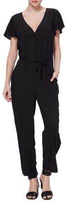 Paige Catalia Short Sleeve Jumpsuit