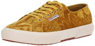 Superga Women's 2750 CRUSHEDVELW Sneaker