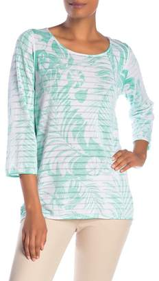 Tommy Bahama Let's Be Fronds Boatneck Tee