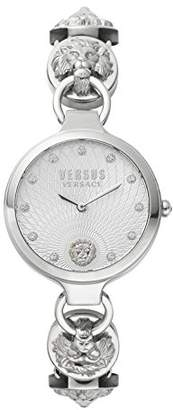 Versus By Versace Women's 'BROADWOOD' Quartz Stainless Steel Casual Watch