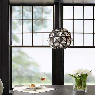 Madison Home USA Harlowe Geometric Pendant Lamp