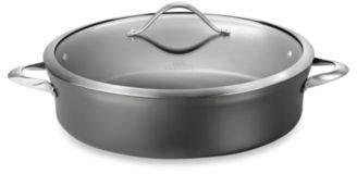 Calphalon Contemporary Nonstick 7-Quart Covered Sauteuse Pan