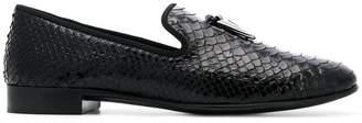 Giuseppe Zanotti Shark loafers