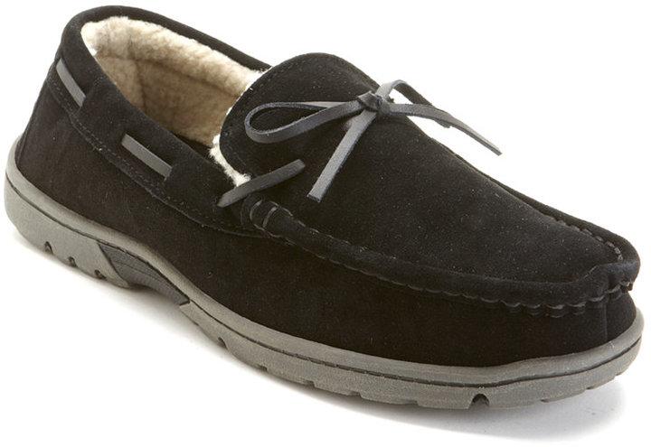 Rockport Men's Lined Moccasin Slippers
