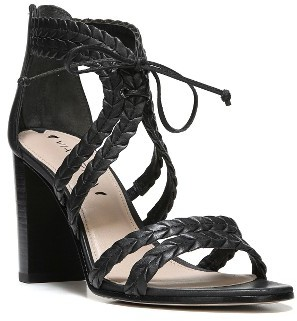 Women's Via Spiga Gardenia Lace-Up Sandal $195 thestylecure.com
