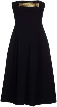 Jil Sander Knee-length dresses