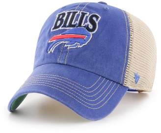 Buffalo David Bitton Nfl Adult '47 Brand Bills Tuscaloosa Adjustable Cap