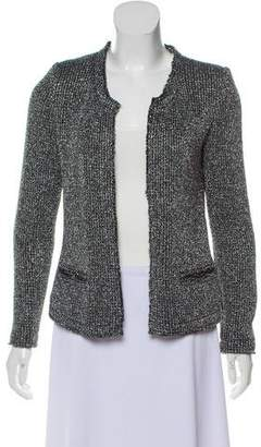 IRO Metallic-Accented Jacket