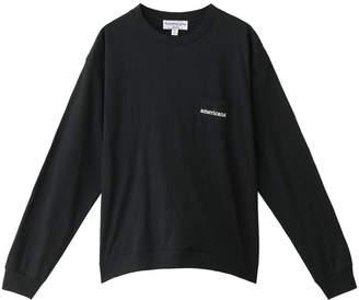 Americana (アメリカーナ) - アメリカーナ 裾リブビッグTシャツ