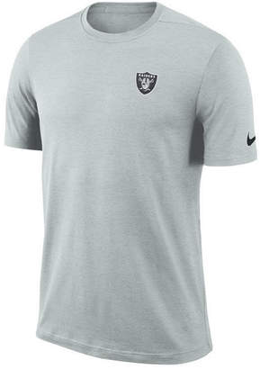 Nike Men's Oakland Raiders Coaches T-Shirt