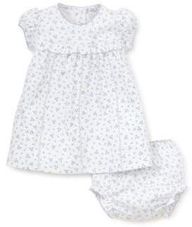 Kissy Kissy Baby's Dream Cotton Dress and Bloomers Set