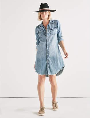 Lucky Brand WESTERN SHIRT DRESS