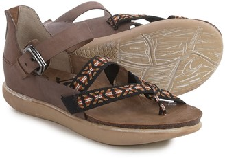 OTBT Morehouse Strappy Sandals - Suede (For Women) $49.99 thestylecure.com