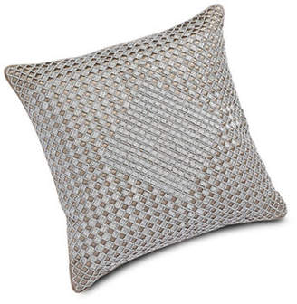 Hotel Collection Dimensions Beaded Sateen Throw Pillow