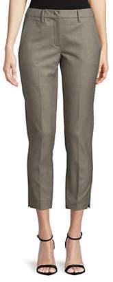 Marella Tango Plaid Slim Pants