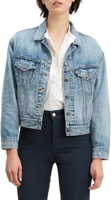 Levi's Slouch Denim Trucker Jacket