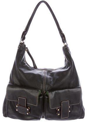 Kate SpadeKate Spade New York Leather Zip Hobo