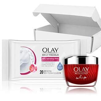 Olay Moisturizer & Cleanser Kit