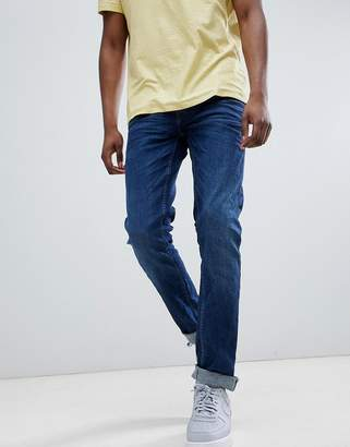 Blend of America Cirrus Skinny Jeans Dark Wash
