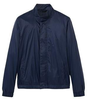 Mango Man MANGO MAN Nylon windbreaker jacket