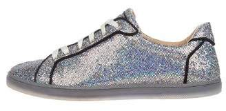 Christian Louboutin Seava Disco Ball Sneakers