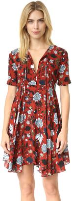 A.L.C. Sosta Dress $595 thestylecure.com