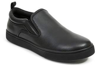 Deer Stags Depot Faux Leather Slip-On