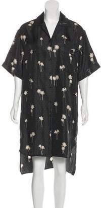 Rag & Bone Silk Shirt Dress