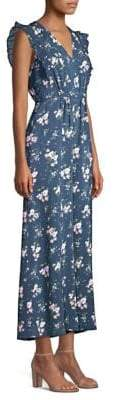 Rebecca Taylor Emilia Silk Jumpsuit