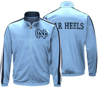 G-iii Sports Men's North Carolina Tar Heels Challenger Full-Zip Track Jacket