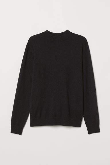 H&M - Cashmere Sweater - Black