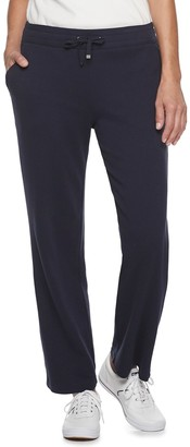 Croft & Barrow Petite Knit Pant